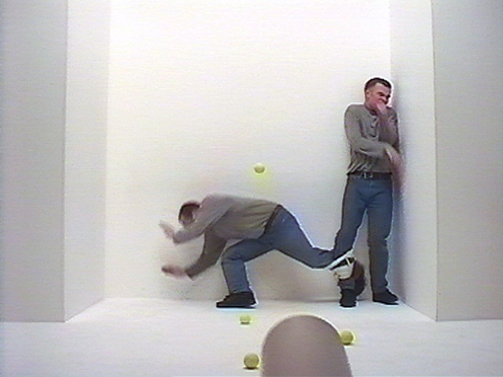 Wood and Harrison, Three-Legged, 1997